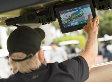 Verizon Media Partners With Golfer Greg Norman For Golf Cart TV Venture