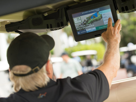 Verizon Media Partners With Golfer Greg Norman For Golf Cart TV Venture