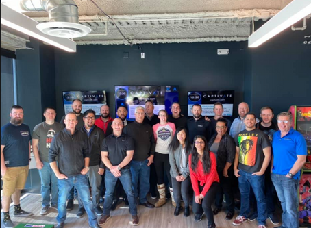 The Edison Interactive Team is Growing