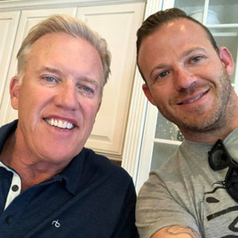 John Elway and Jeremy Ostermiller