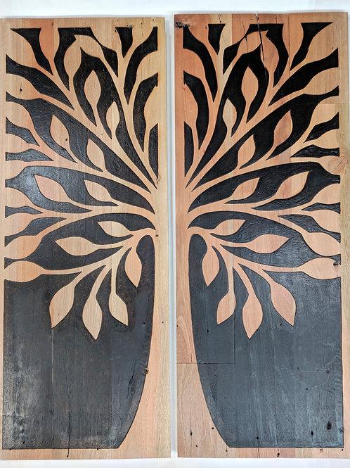 Two Piece Tree