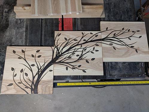 Three Piece Tree
