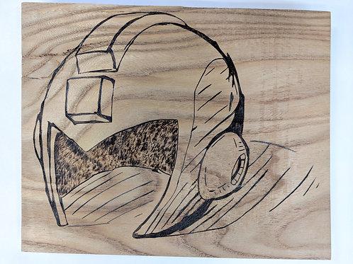 Mega Man Helmet 2