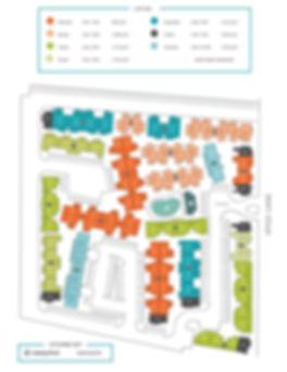 Floor Plans - Claridge Apartments