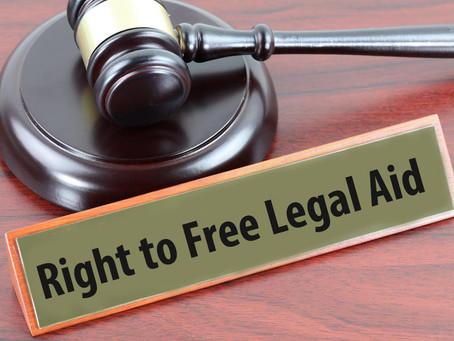 A BRIEF ON LEGAL AID