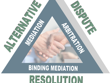 DIFFERENT MODES OF ALTERNATE DISPUTE RESOLUTION