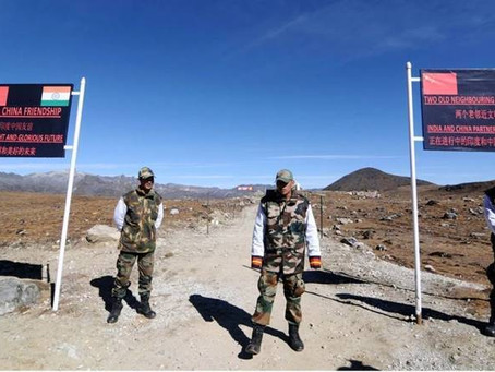 INTERNATIONAL RESPONSIBILITY OF CHINA AMID AGGRESSION IN GALWAN VALLEY