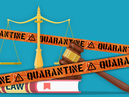 QUARANTINE LAW : PREVAILING BUT NEWLY UNKNOWN