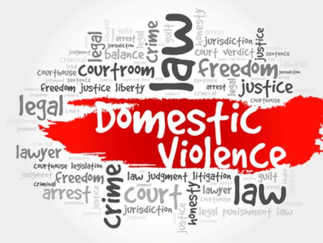 DOMESTIC VIOLENCE AMIDST LOCKDOWN : LEGAL PROVISIONS