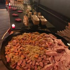 Buffet de choucroute