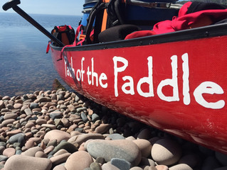 New Path of the Paddle Overview Map Launched