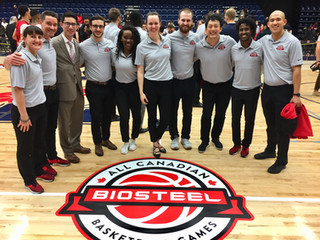 BioSteel All Canadian Basketball