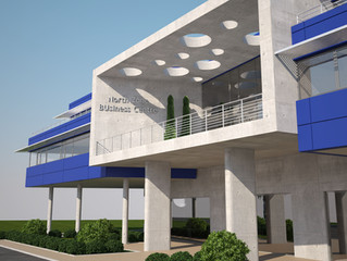 Офис сграда в Промишлена Зона Север, Бургас