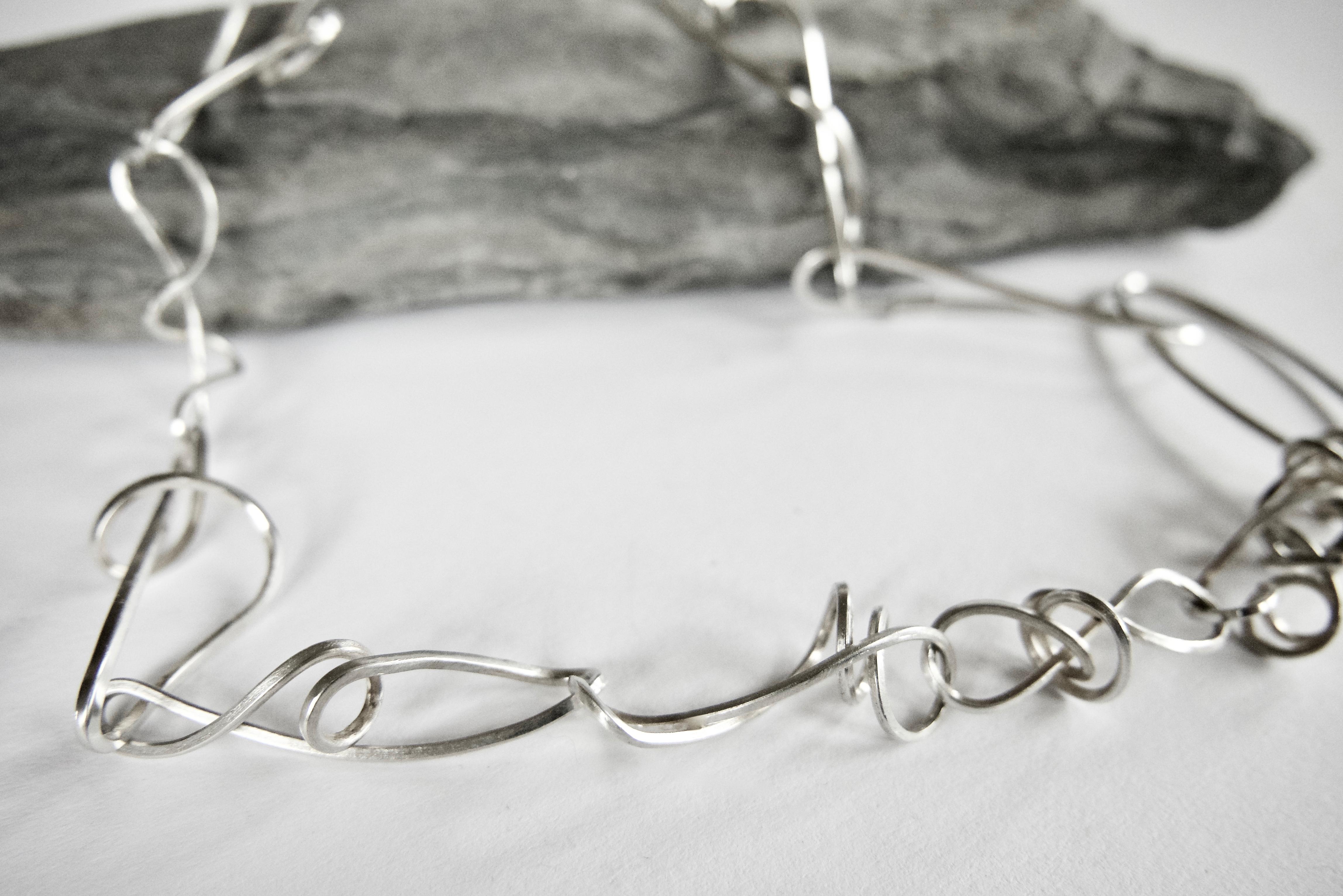 DK 35 Silberkette