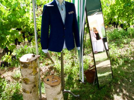 Ausstellung im Rebmuttergarten