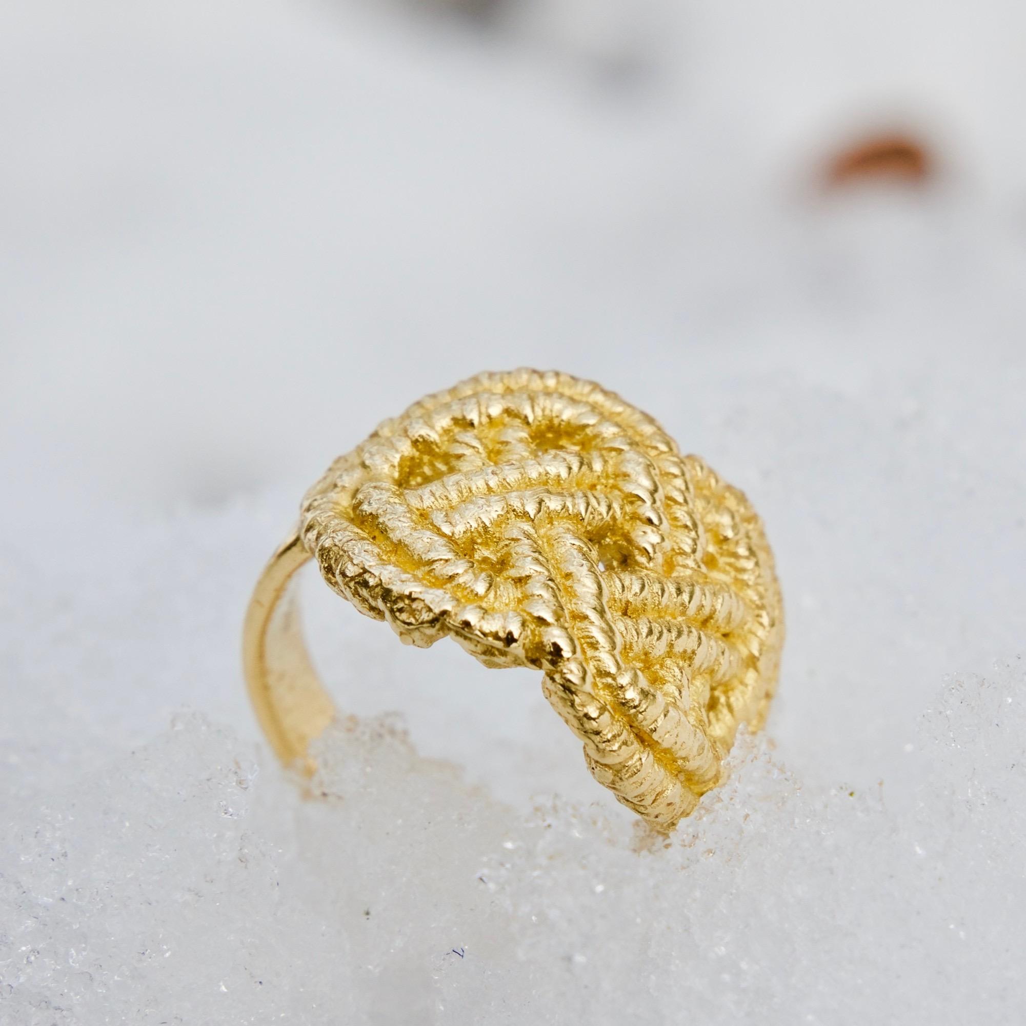"""F36 - Atado Ring """"Mai"""""""