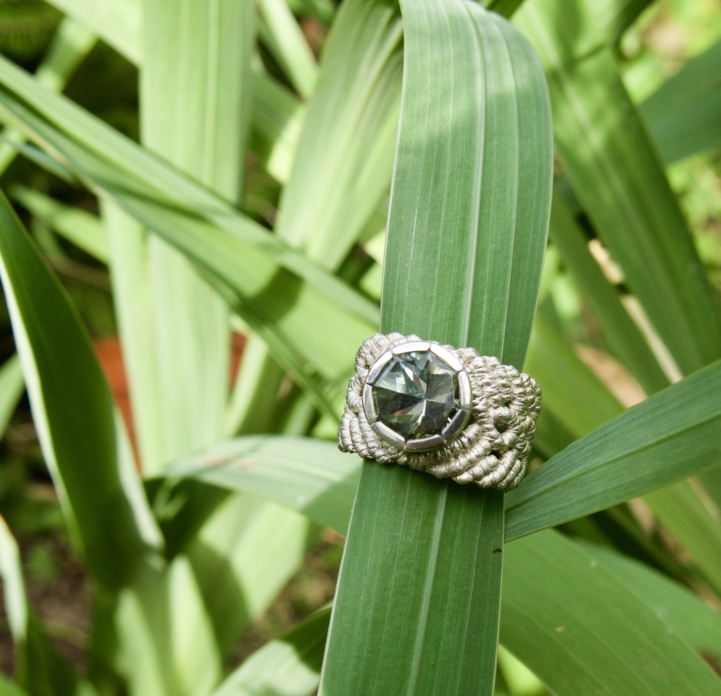 """F31 - Atado Ring """"Isabel"""""""