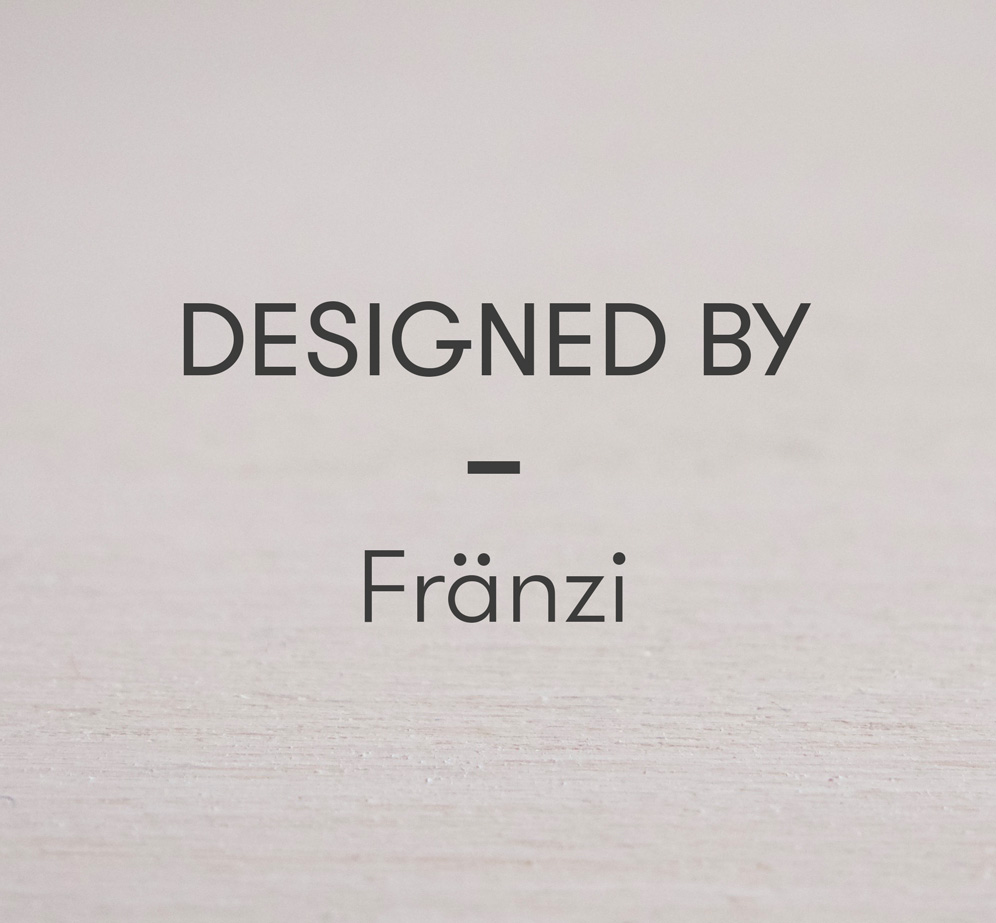 Designed by Fränzi