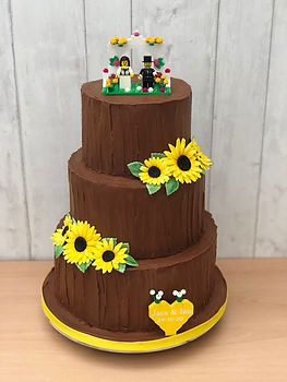 Sunflower Wedding Cake.jpg