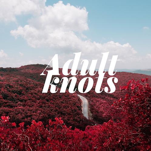 Limited Print Adult Knots