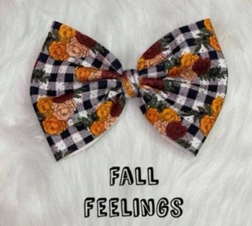 Fall Feelings