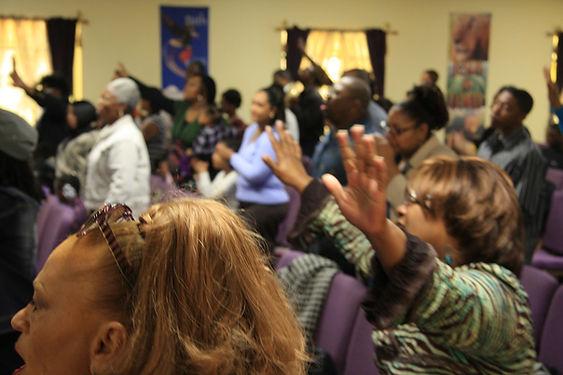 Triumphant Christian Center