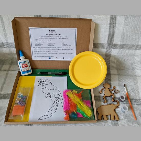 Jungle Craft Box