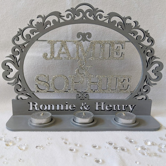 First Name Oval Plaque