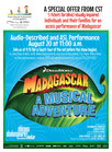 Madagascar: A Musical Adventure Chicago Shakespeare Theater
