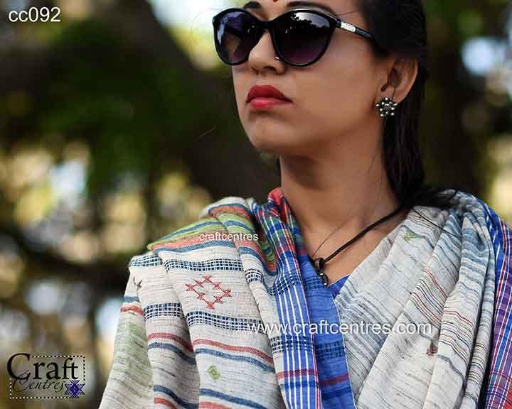 gicha silk handloom bhujodi saree
