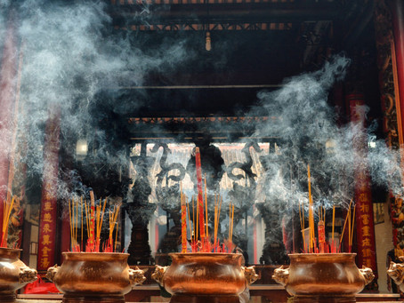 From a Buddhist Nunnery into the Love Affair of my Life