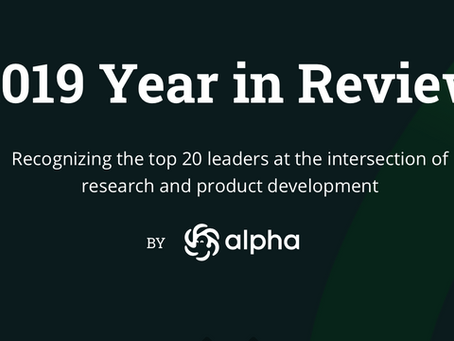 Modern Co-founder Recognized as Top 20 Product Leader of 2019