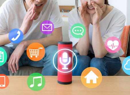 Changing the Channel: Voice Computing and the Future of Insurance