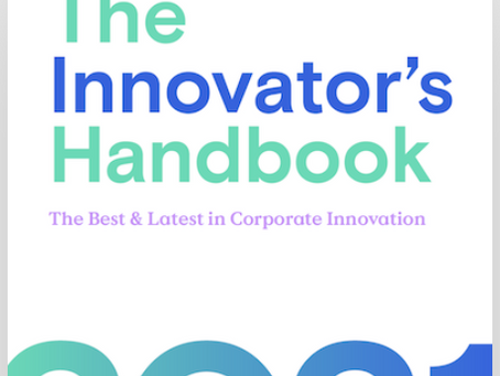 Free Download: The 2021 Innovator's Handbook