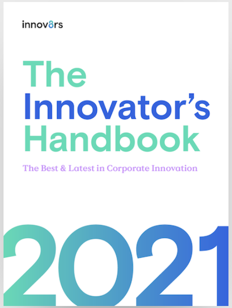 The 2021 Innovators Handbook