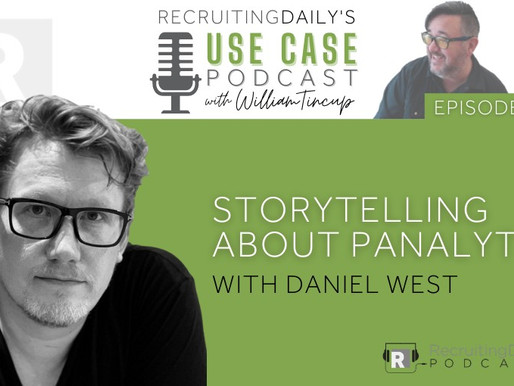 The Use Case Podcast - Storytelling about Panalyt with Daniel West