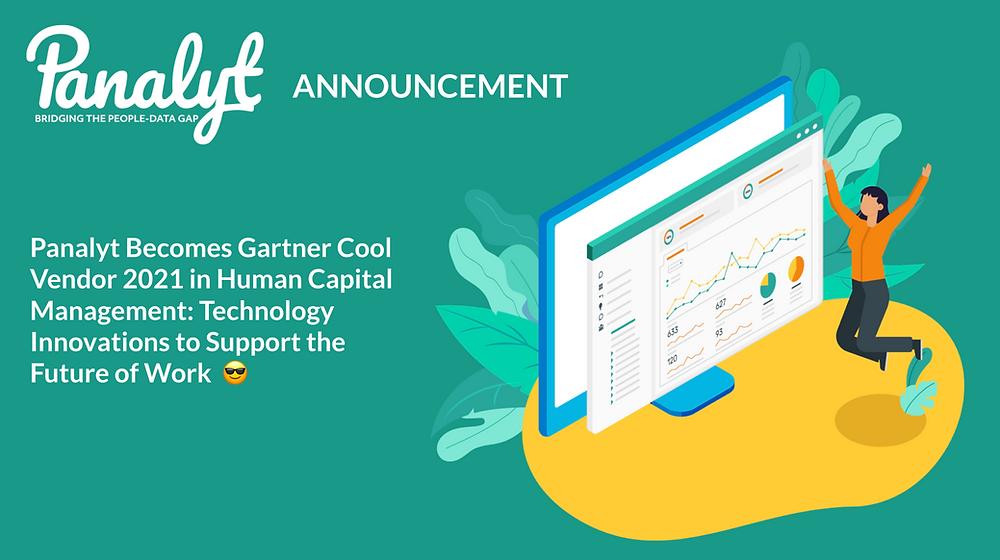 Panalyt Gartner Cool Vendor 2021 Announcement