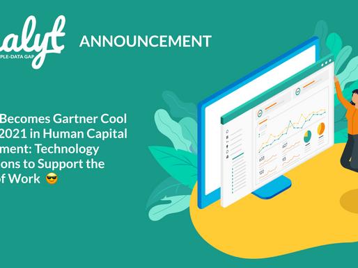 Panalyt Becomes Gartner Cool Vendor 2021!
