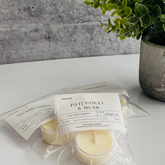 Scent Samples