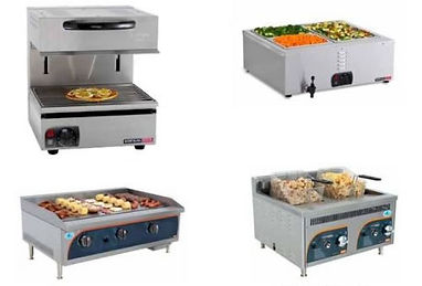 Catering Equipment @ Brooke Refrigeration