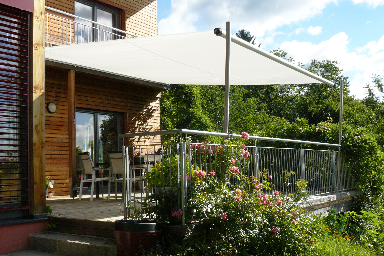Terrasse flexibel überdacht