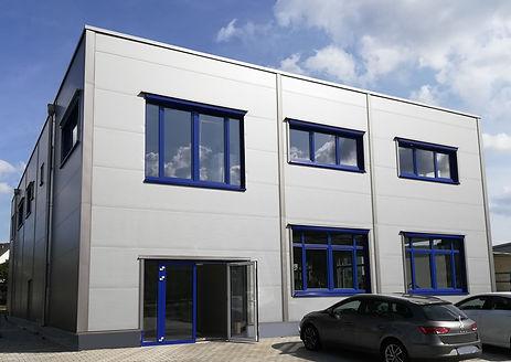 Werkstatthalle Doppelstock Würzburg