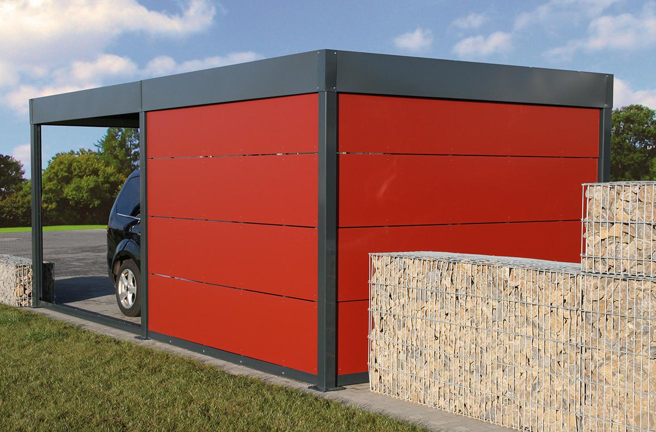 Hochwertige Fassadenplatten