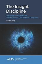 The Insight Discipline by Dr. Liam Fahey book cover
