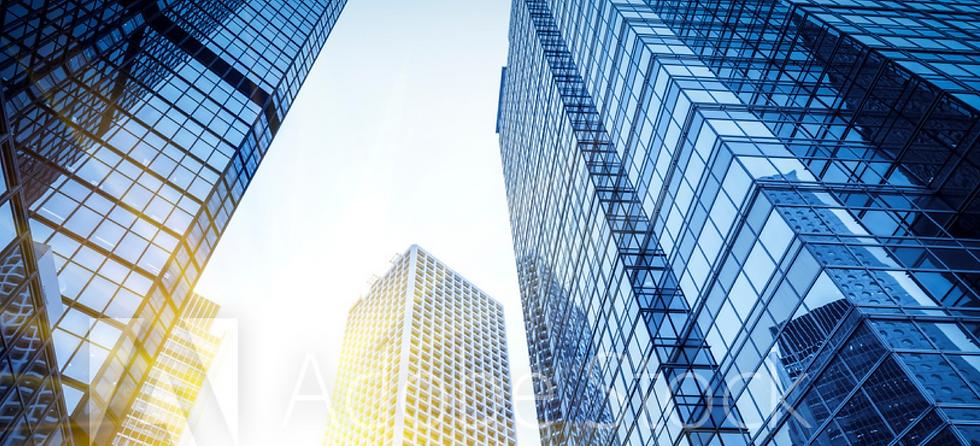 London's commercial finance district