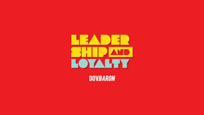 Leadership & Loyalty