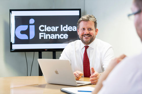 Richard Grainger, Director of Clear Idea Finance