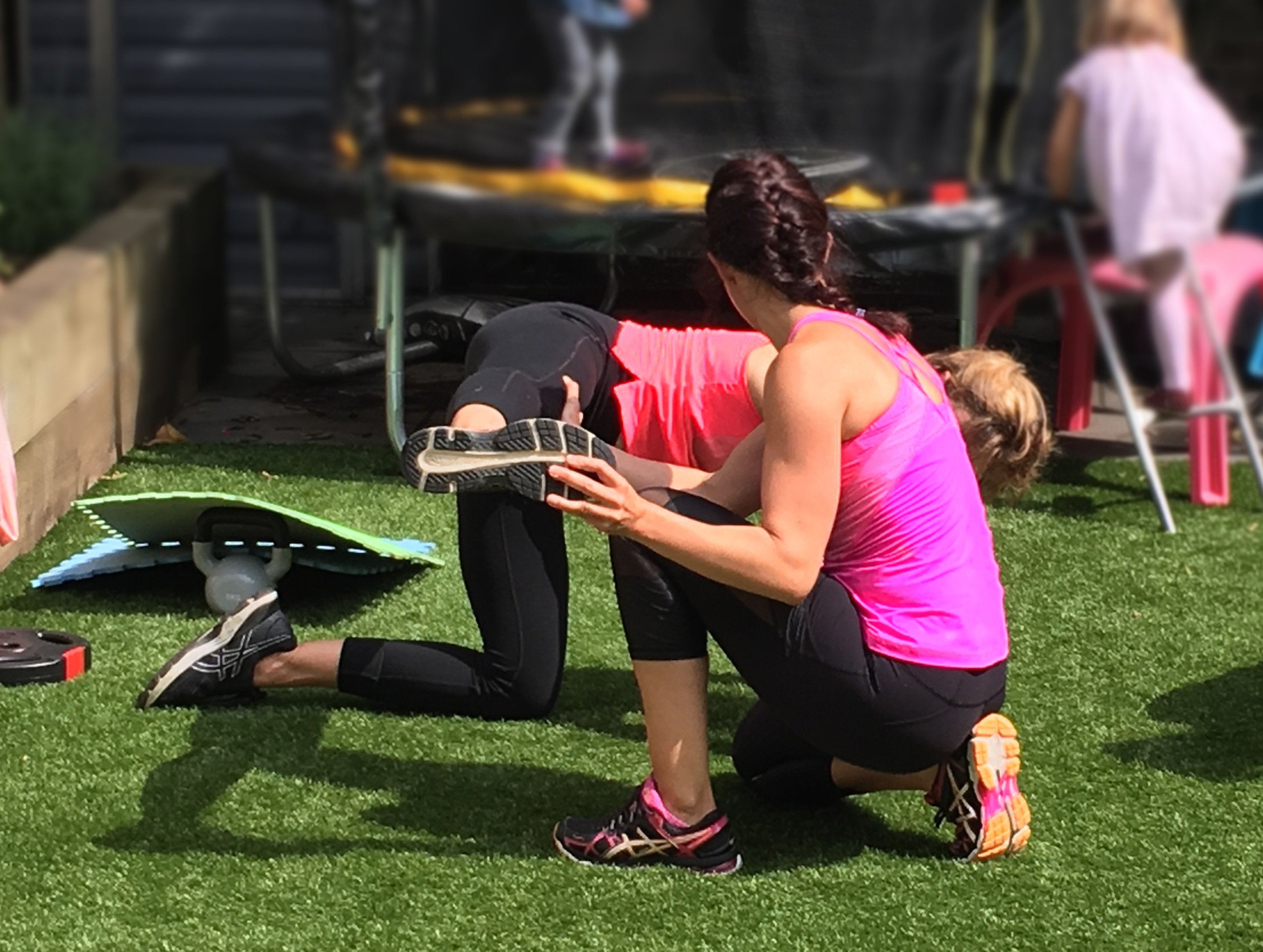 In-person 1:1 Personal Training