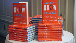 """Do You Have to """"Know It All"""" to Be a Good Leader?"""