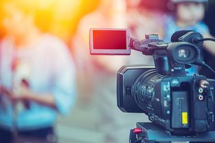 Video camera – Wanda Wallace media pack